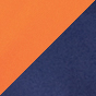 Navy/Fluorescent Orange