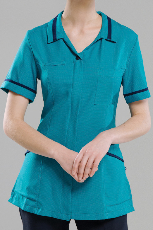 Omahu tunic uniforms clothes that work for Spa uniform nz