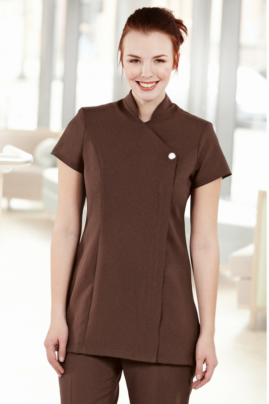 Spa and beauty uniforms for Spa uniform nz